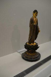 仏像と保管